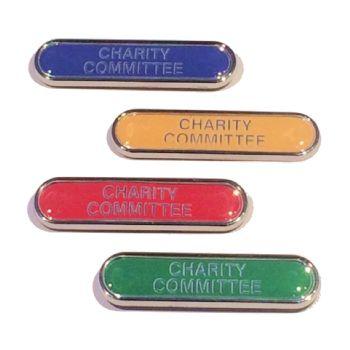 CHARITY COMMITTEE badge